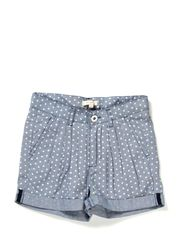 shorts - chambr_ blue