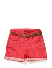 shorts - rouge red