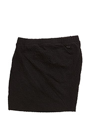 Twisted skirt - black