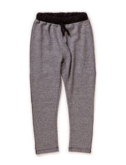Sweat pants - light grey melange