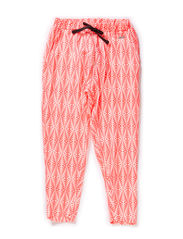 Pants, Loose fit - pink