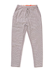 Pants, Loose fit - striped