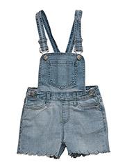 Denim overalls - LIGHT BLUE DENIM