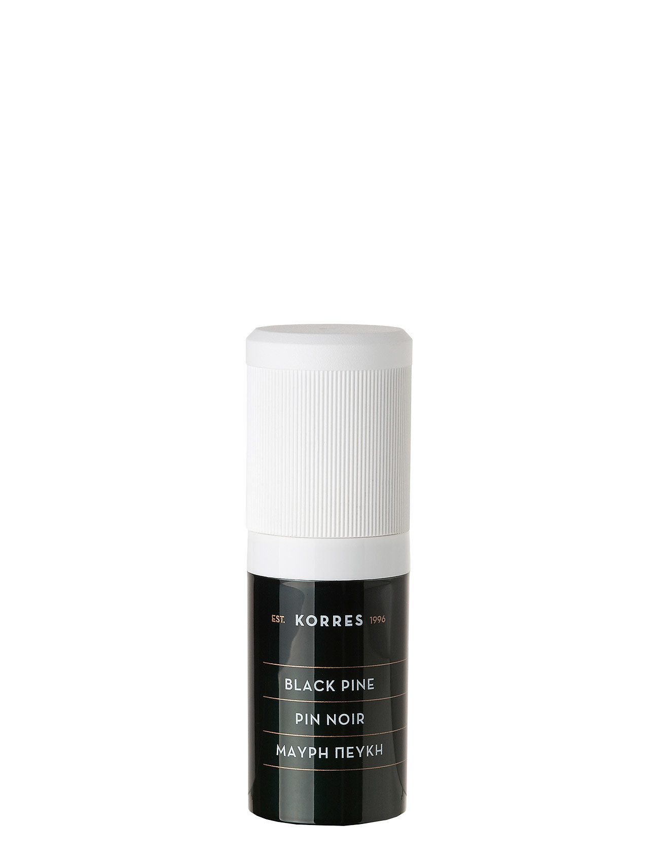 korres – Black pine eye cream 15ml på boozt.com dk