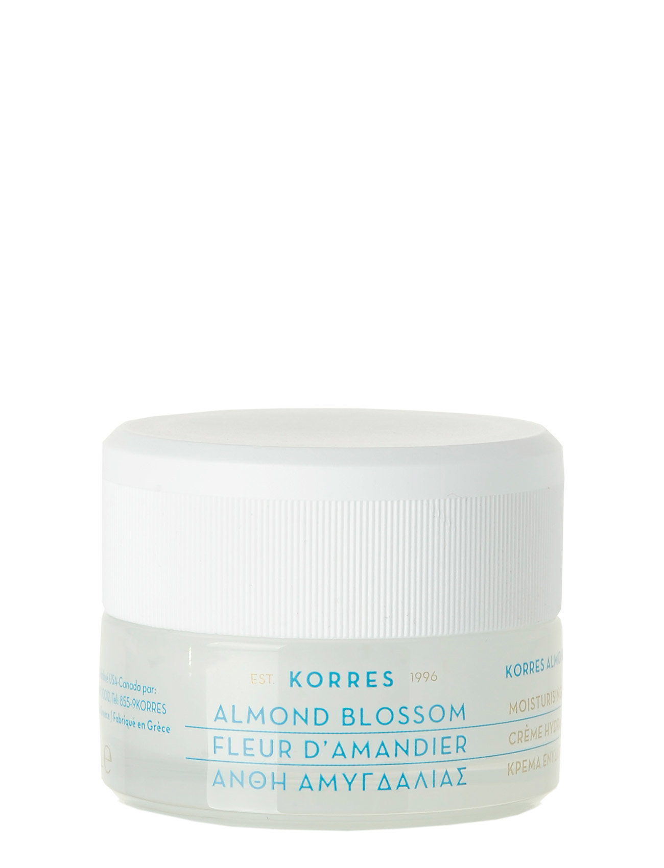 korres – Almond blossom day o-c 40 ml på boozt.com dk