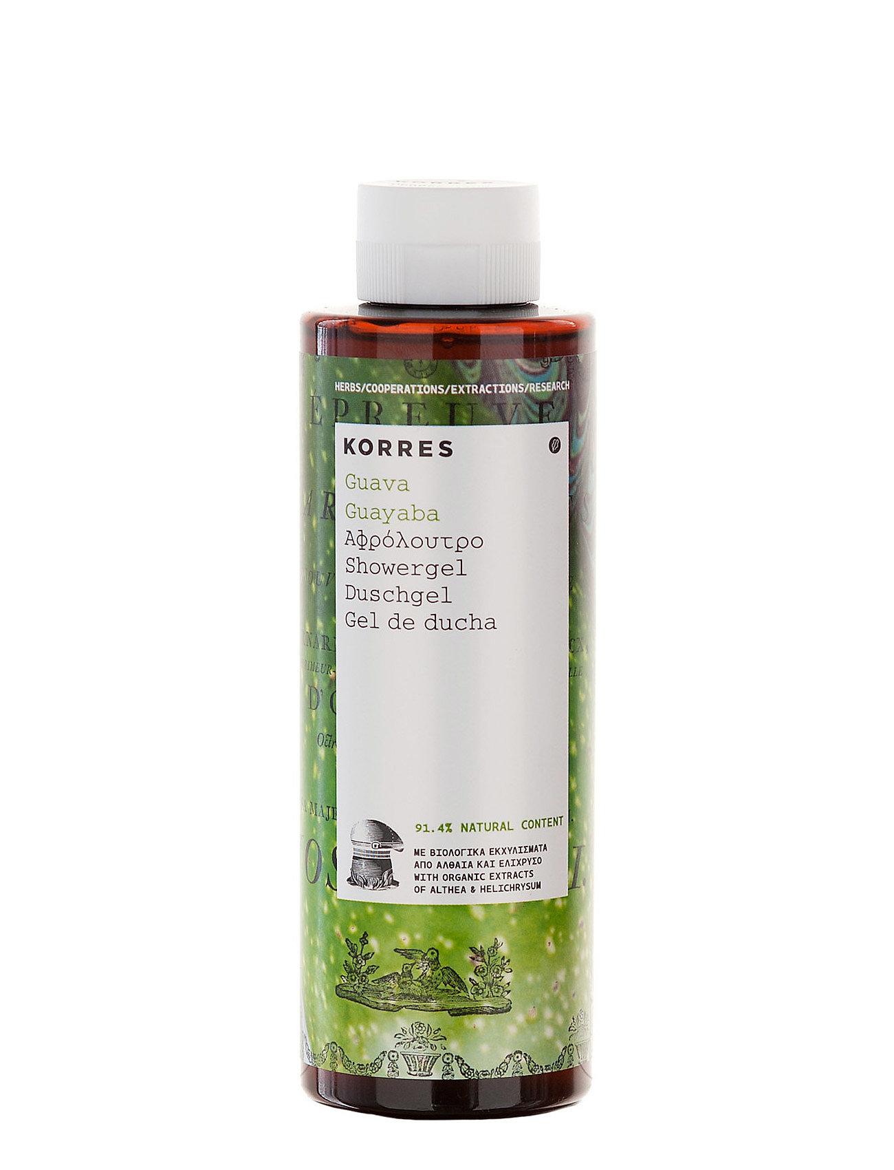 korres Shower mini guava 40 ml på boozt.com dk