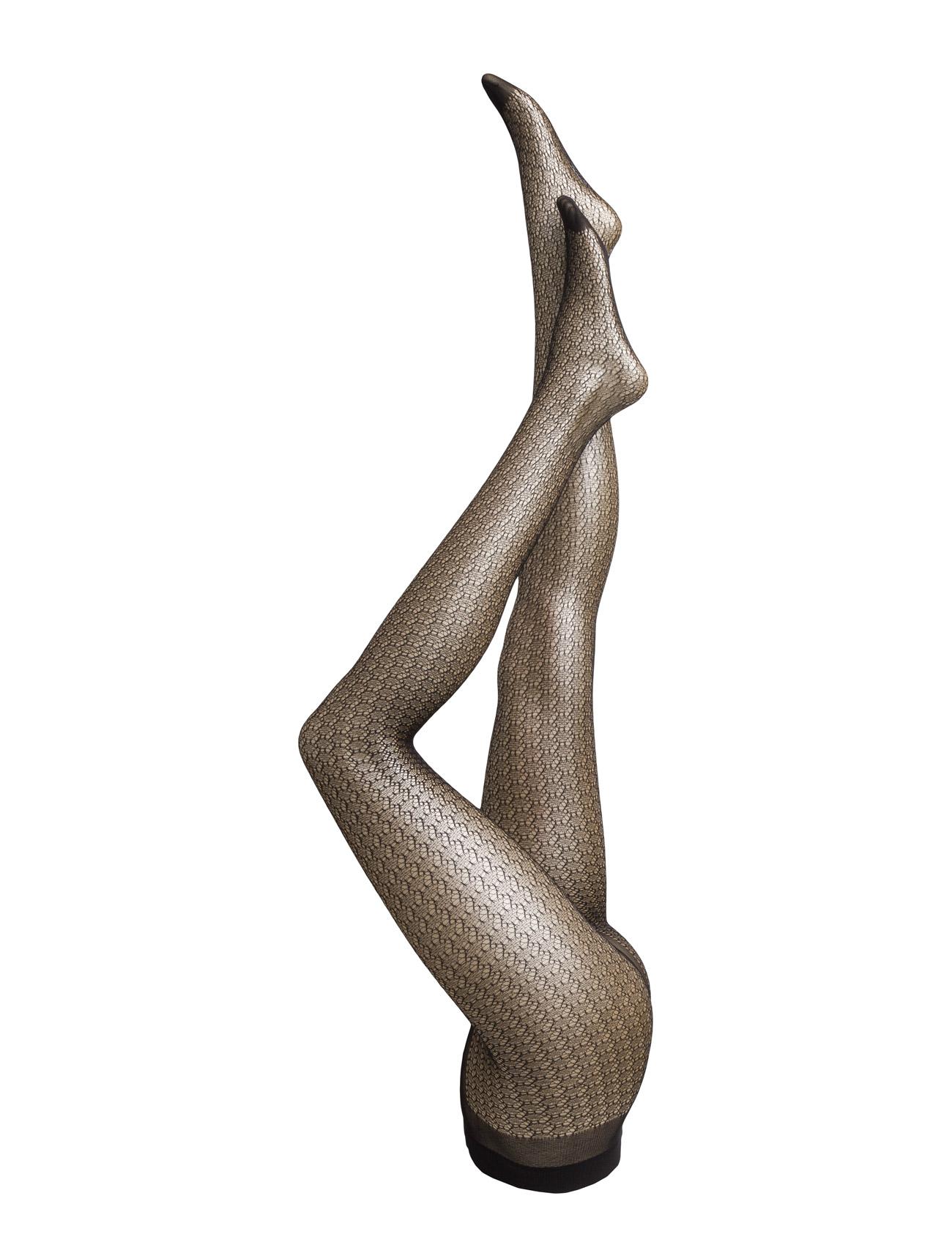 Spring Structure Kunert Strømpebukser til Damer i Sort