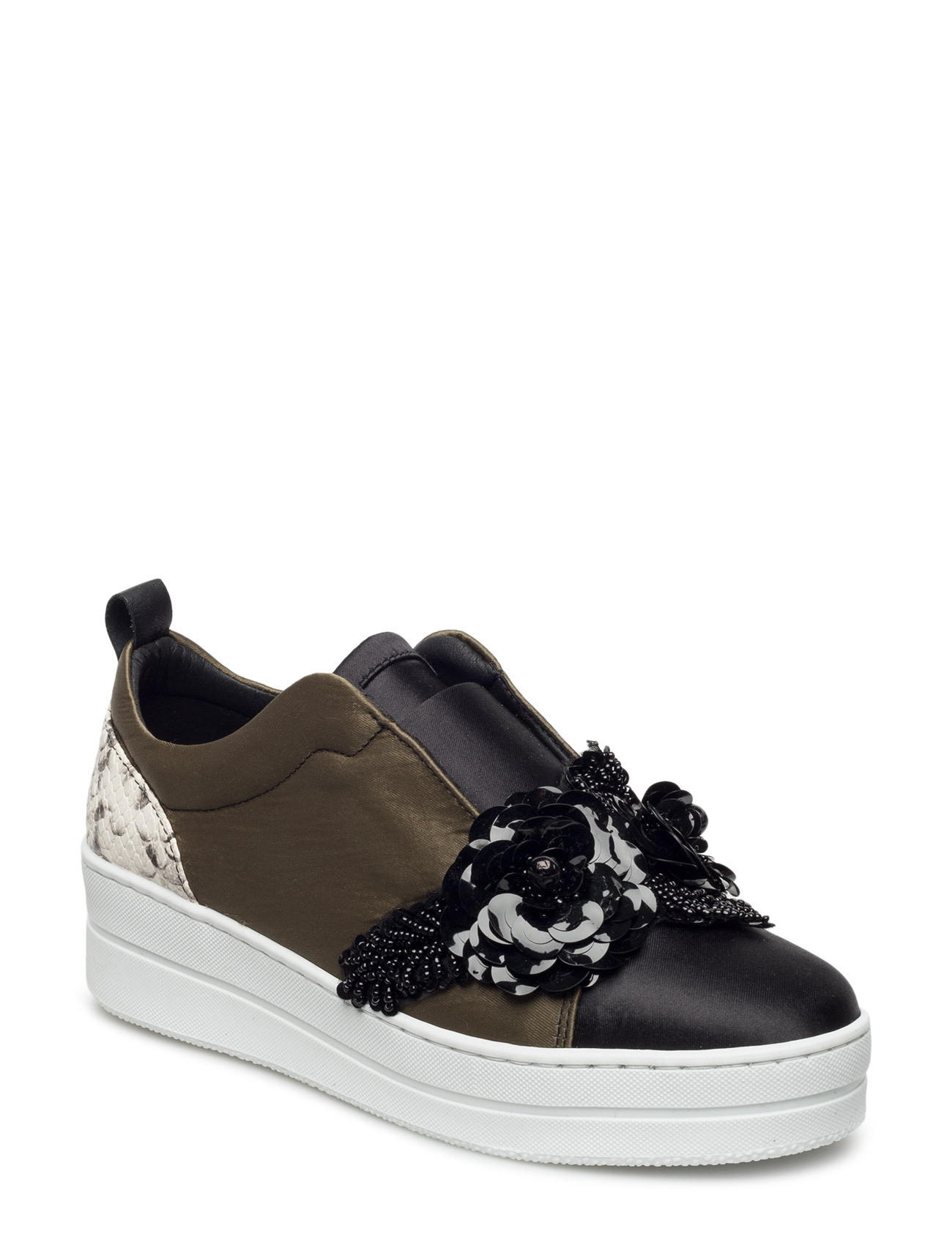 Loop Np Kurt Geiger London Sneakers til Damer i khaki