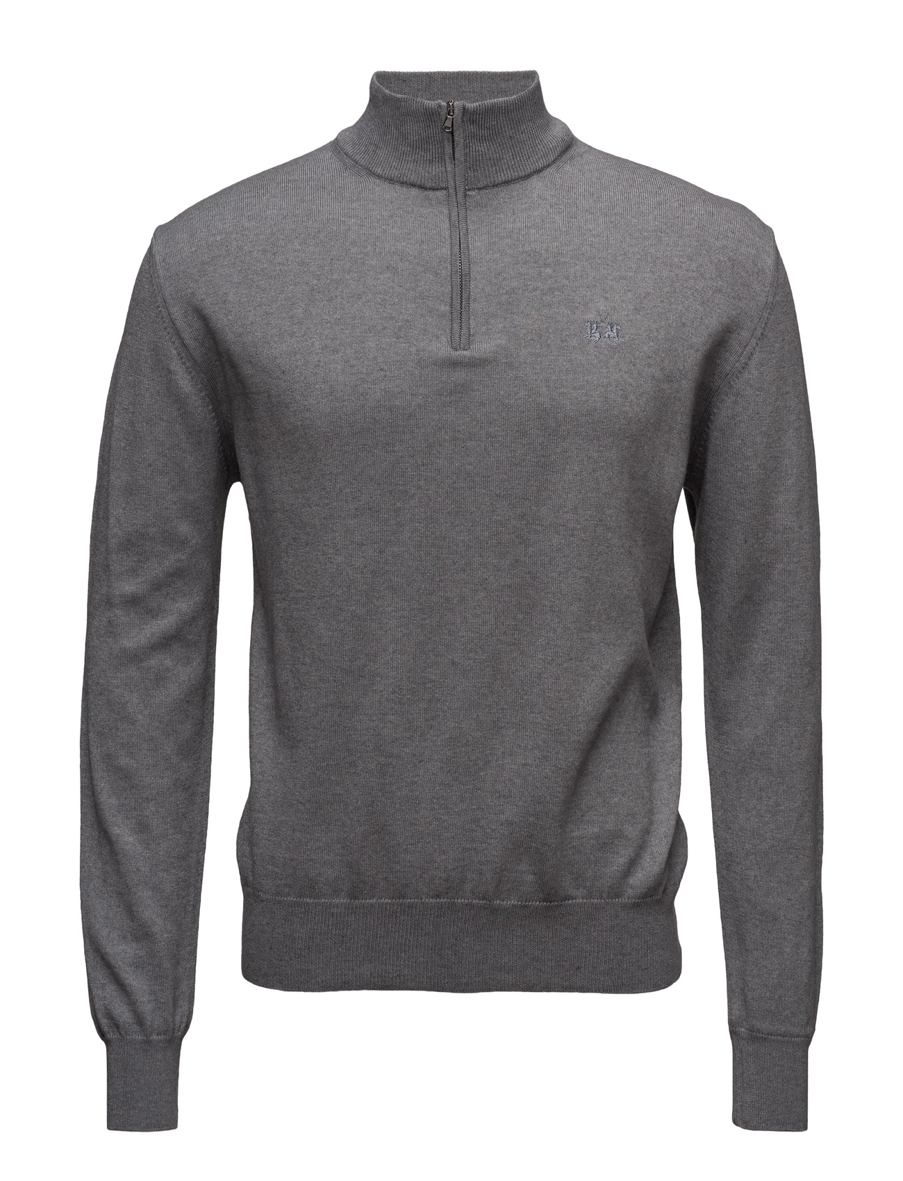 La Martina-Man Half Zip Sweat.  Wool/Co G La Martina Højhalsede til Herrer i