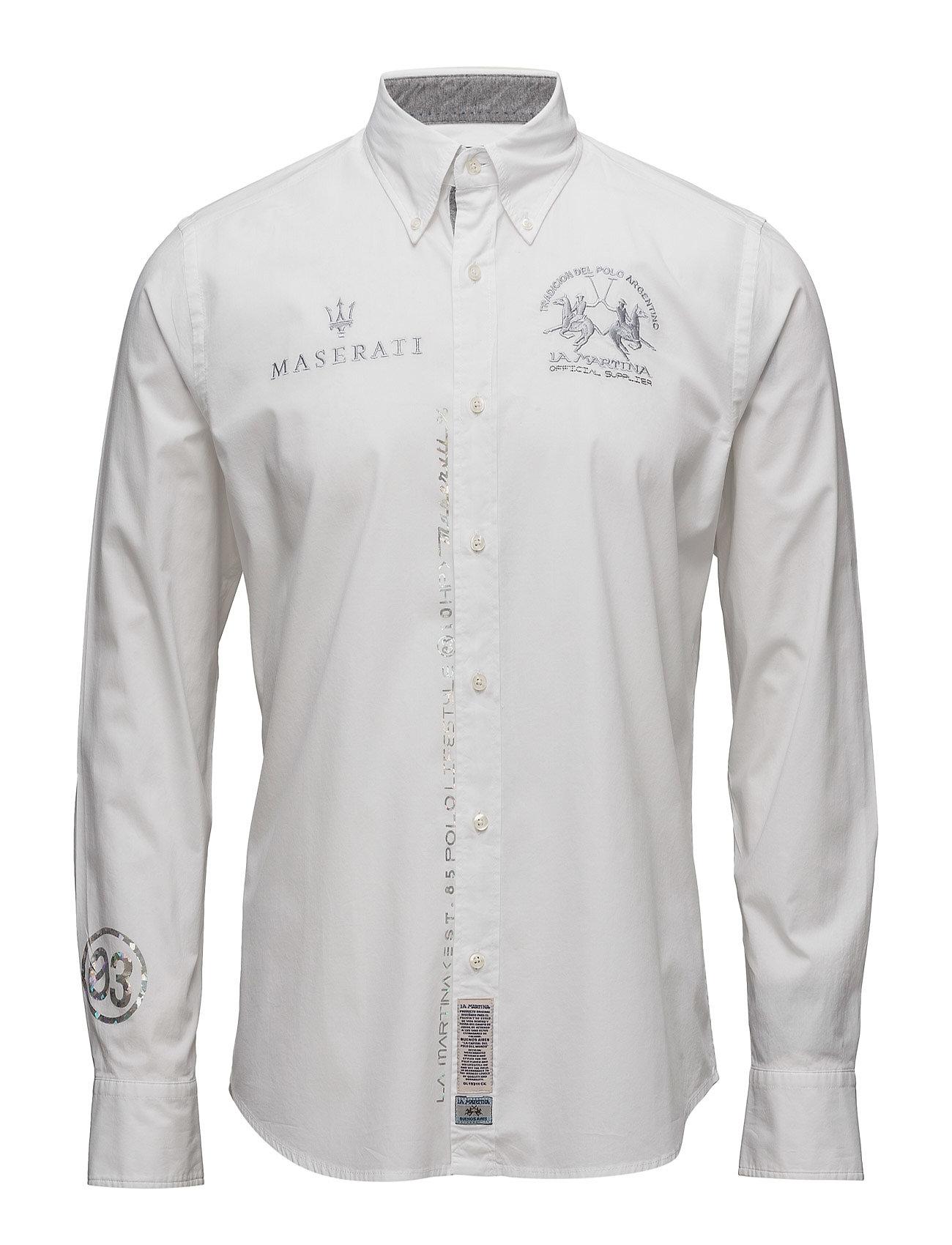 La Martina-Shirts La Martina Casual Sko til  - MoteJakten.no