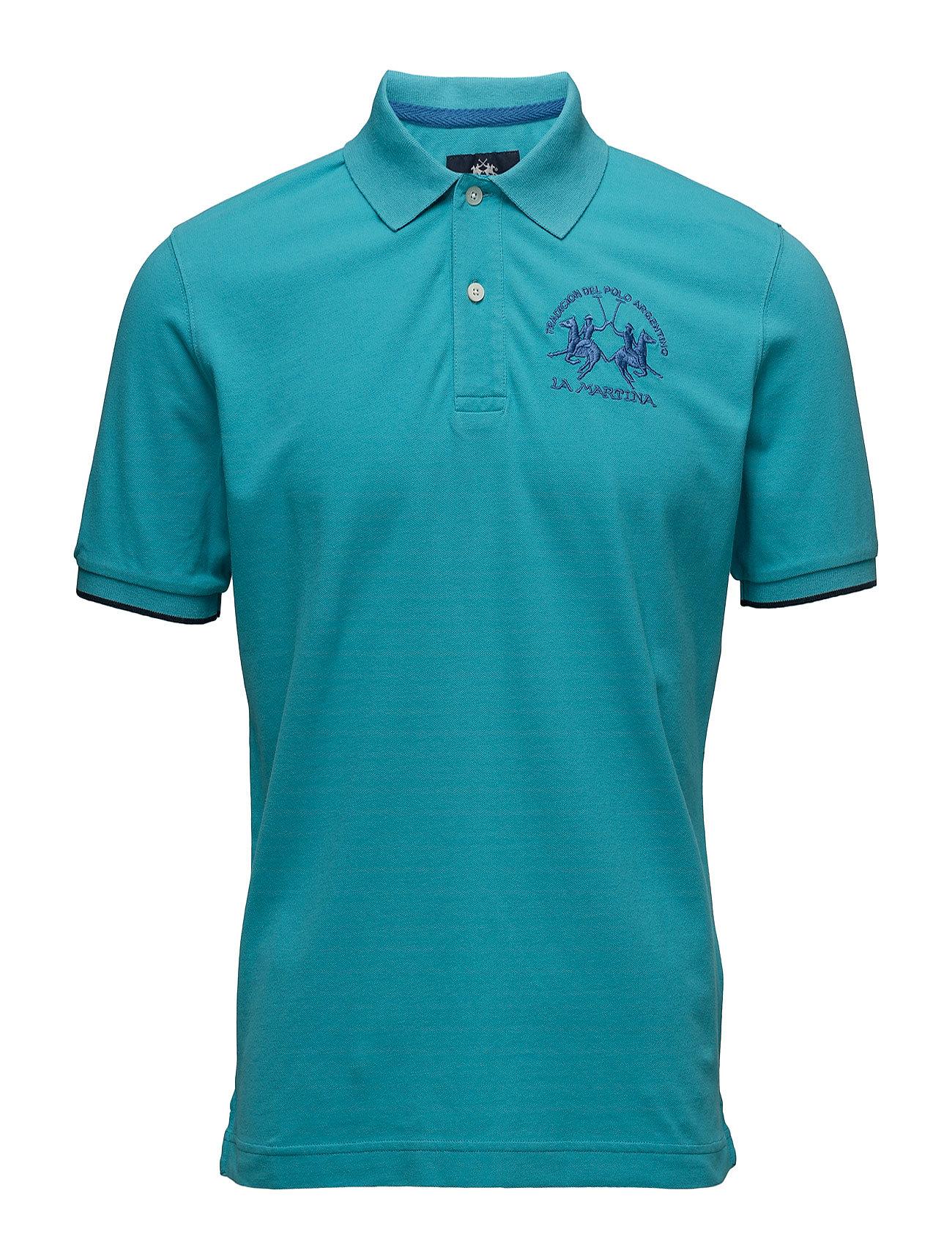 La Martina-Polos La Martina Polo t-shirts til Mænd i
