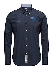 La Martina-Shirts - NAVY