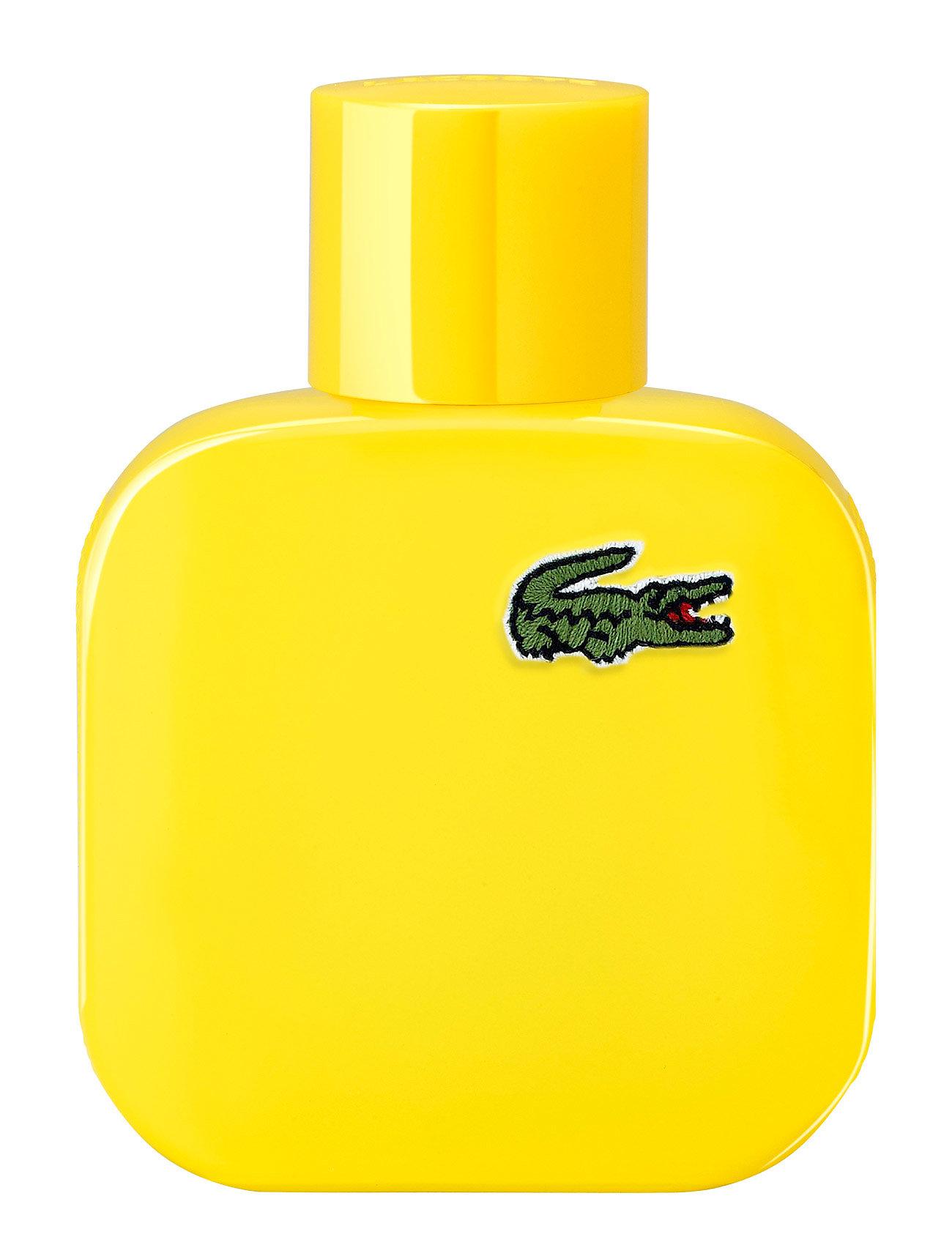lacoste fragrance Lacoste l12.12 yellow ph eau de toi fra boozt.com dk