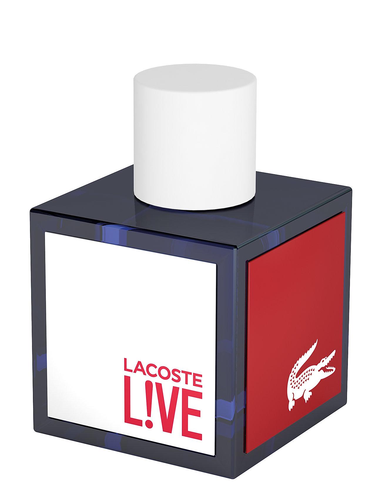 lacoste fragrance Lacoste live eau de toilette fra boozt.com dk