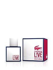 LACOSTE LIVE EAU DE TOILETTE - NO COLOR