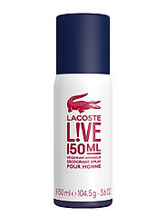 LIVE DEODORANT SPRAY - NO COLOR