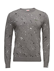 SWEATERS - PALLADIUM MOULINE/MULTICO