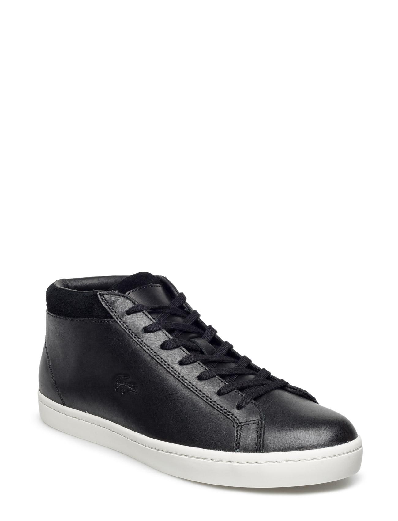 Straight Chukka3161 Lacoste Shoes Sneakers til Herrer i Sort