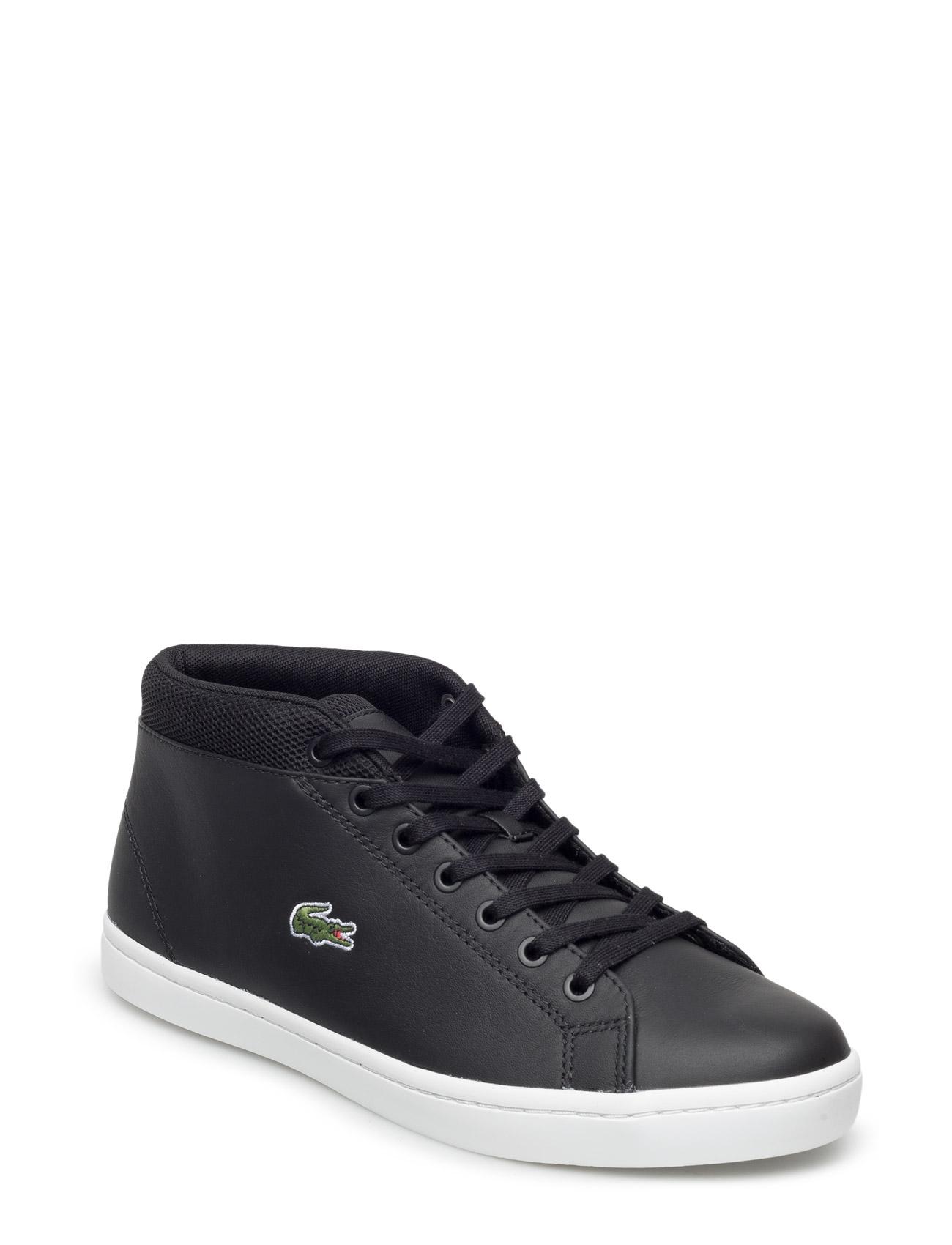 Straight Chukka3163 Lacoste Shoes Sneakers til Mænd i Sort