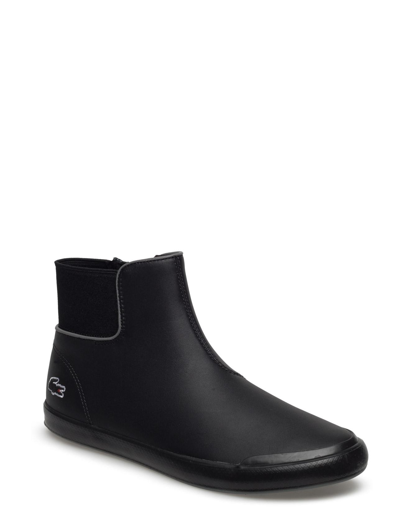 Lancelle Chels3161 Lacoste Shoes Støvler til Damer i Sort