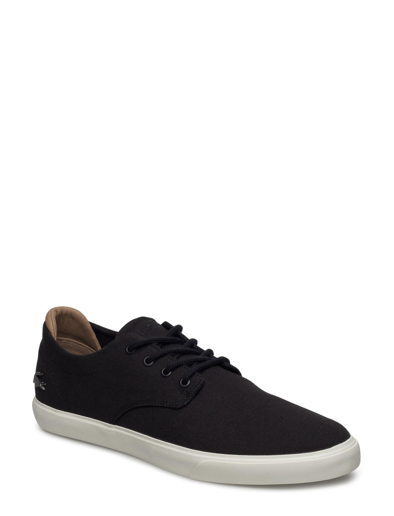 Espere 217 1 Lacoste Shoes Sko til Mænd i Sort