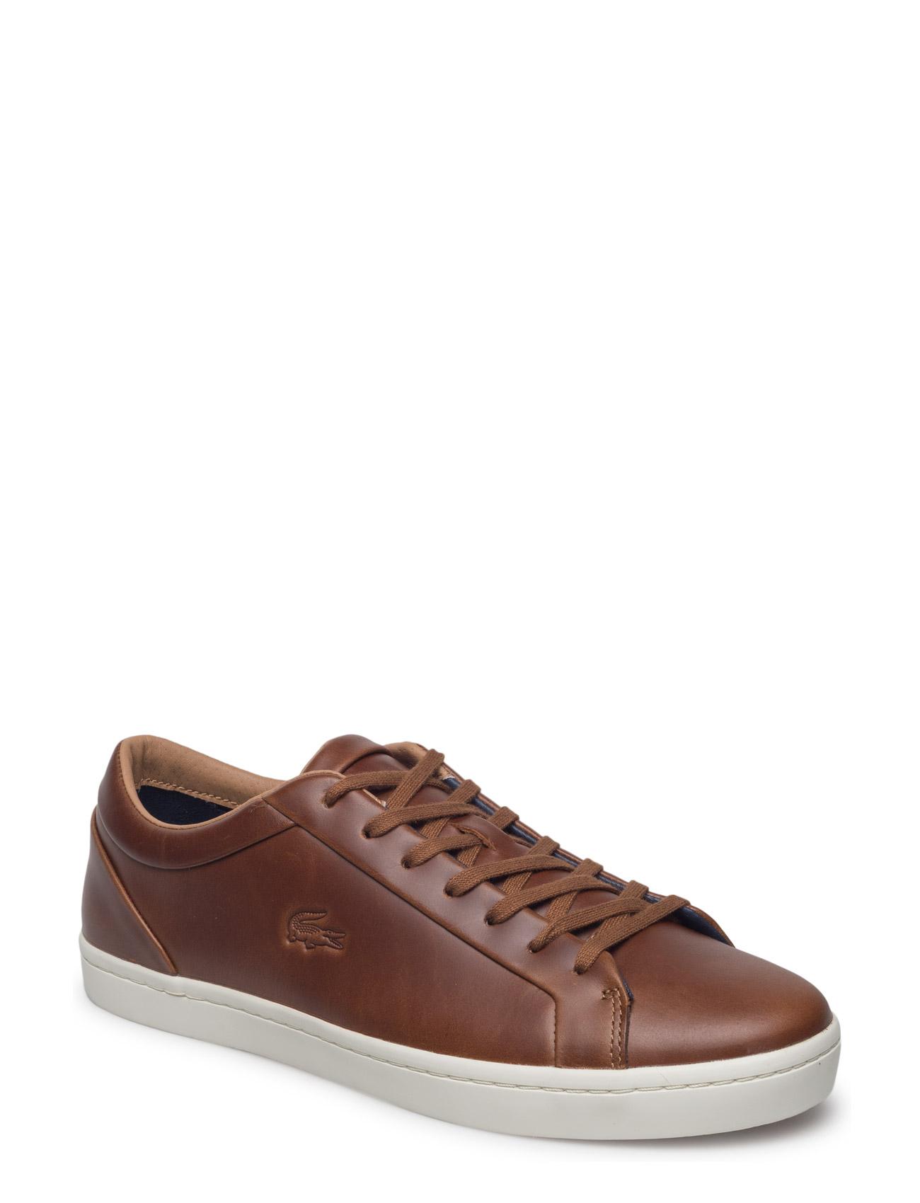 lacoste shoes Straightset 317 1 på boozt.com dk