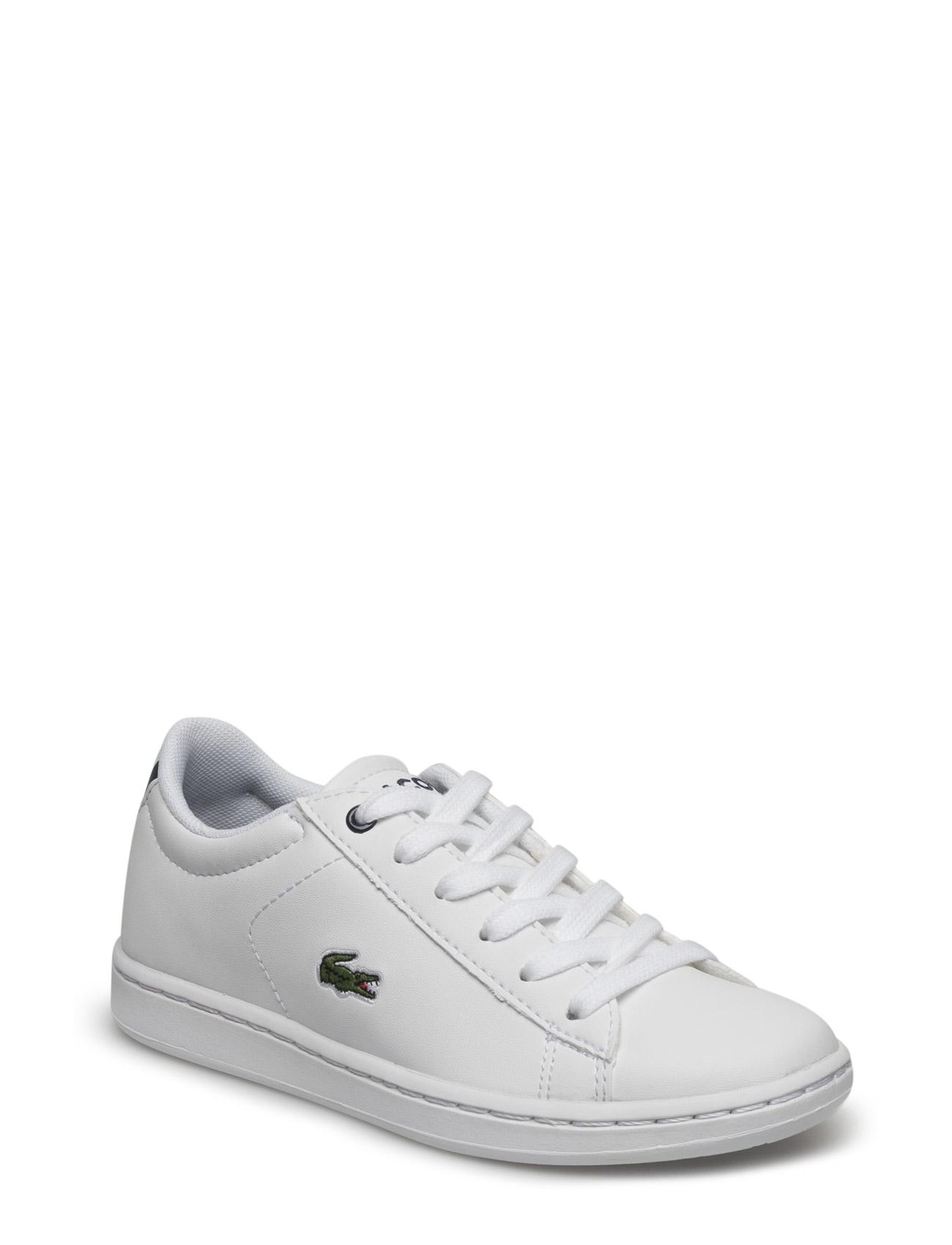 Carnaby Evo Bl 1 Lacoste Shoes Sko & Sneakers til Børn i