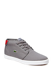 AMPTHILL WD - DK GRY/RED