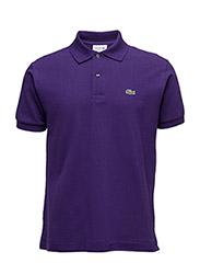 Lacoste Poloshirt short sleeves - TANZANITE