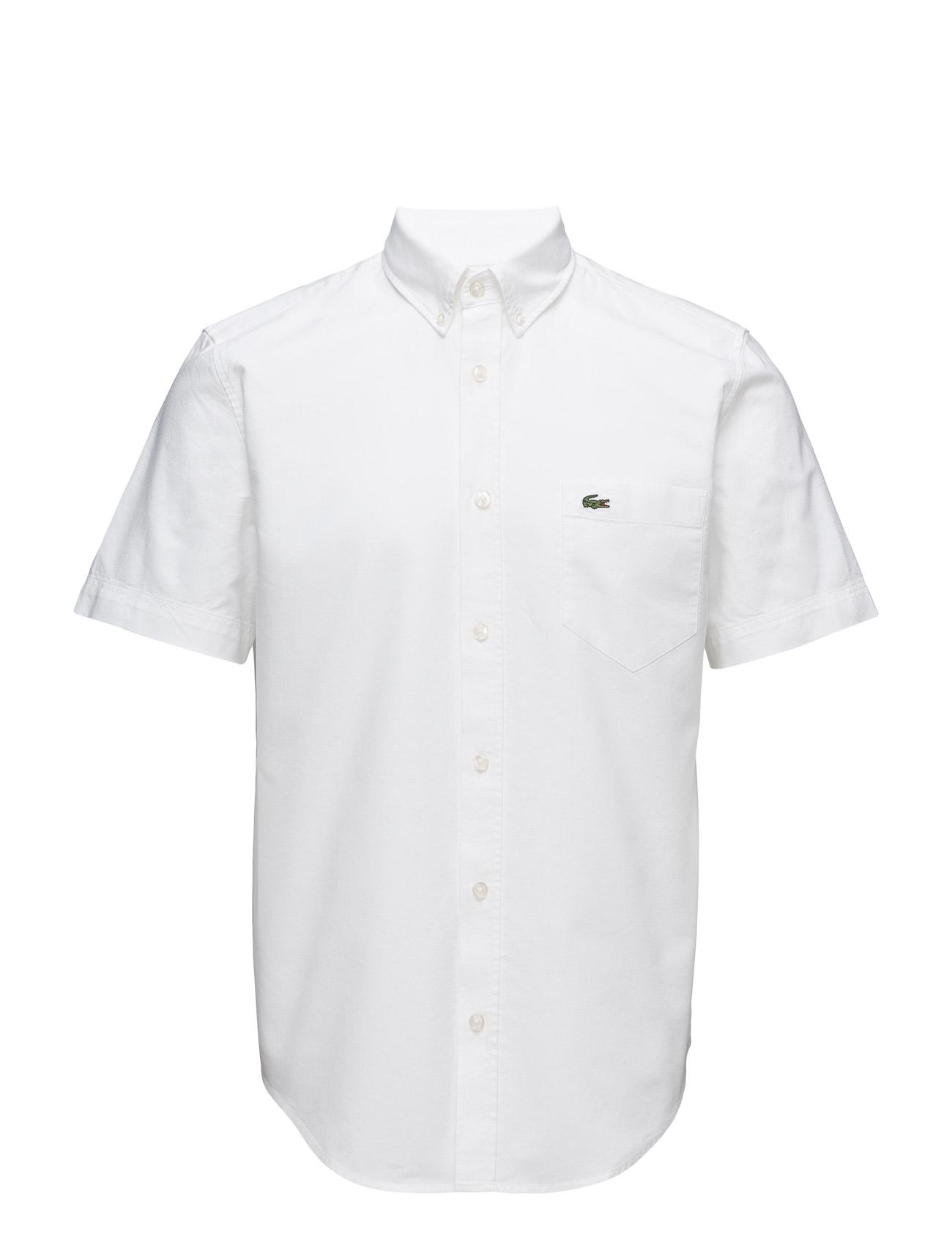 Woven Shirts Lacoste Kortærmede til Herrer i