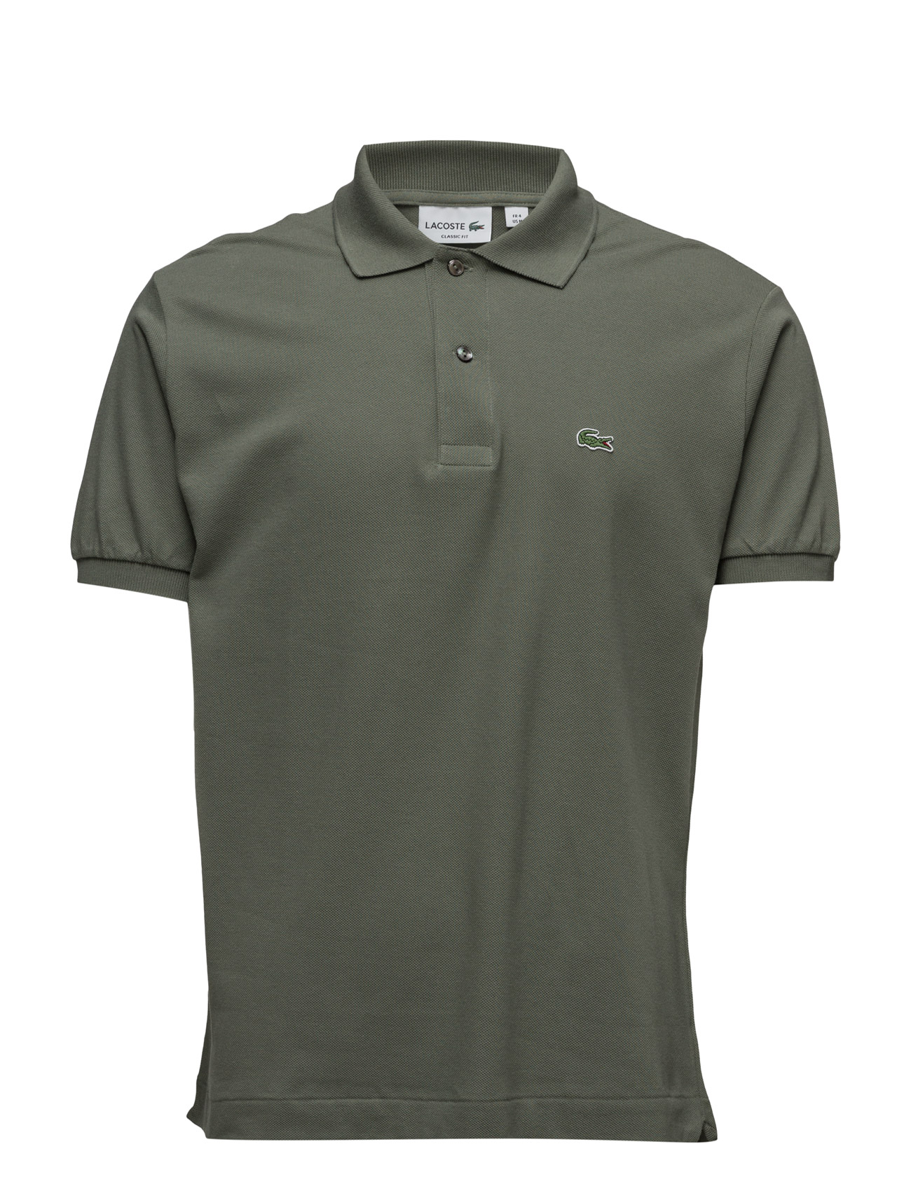 Chemise Col Bor Lacoste Polo t-shirts til Mænd i