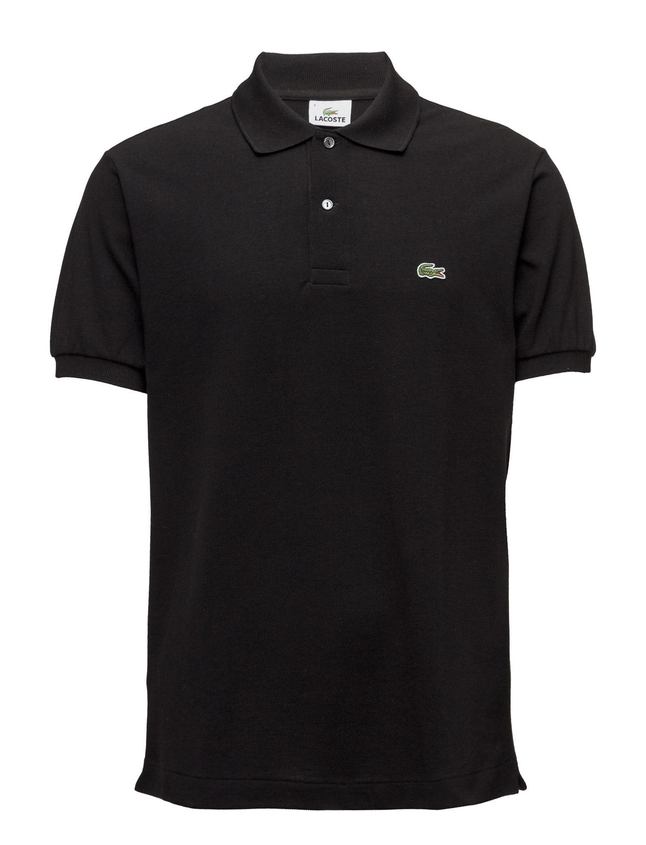 Lacoste Poloshirt Short Sleeves Lacoste  til Herrer i Sort