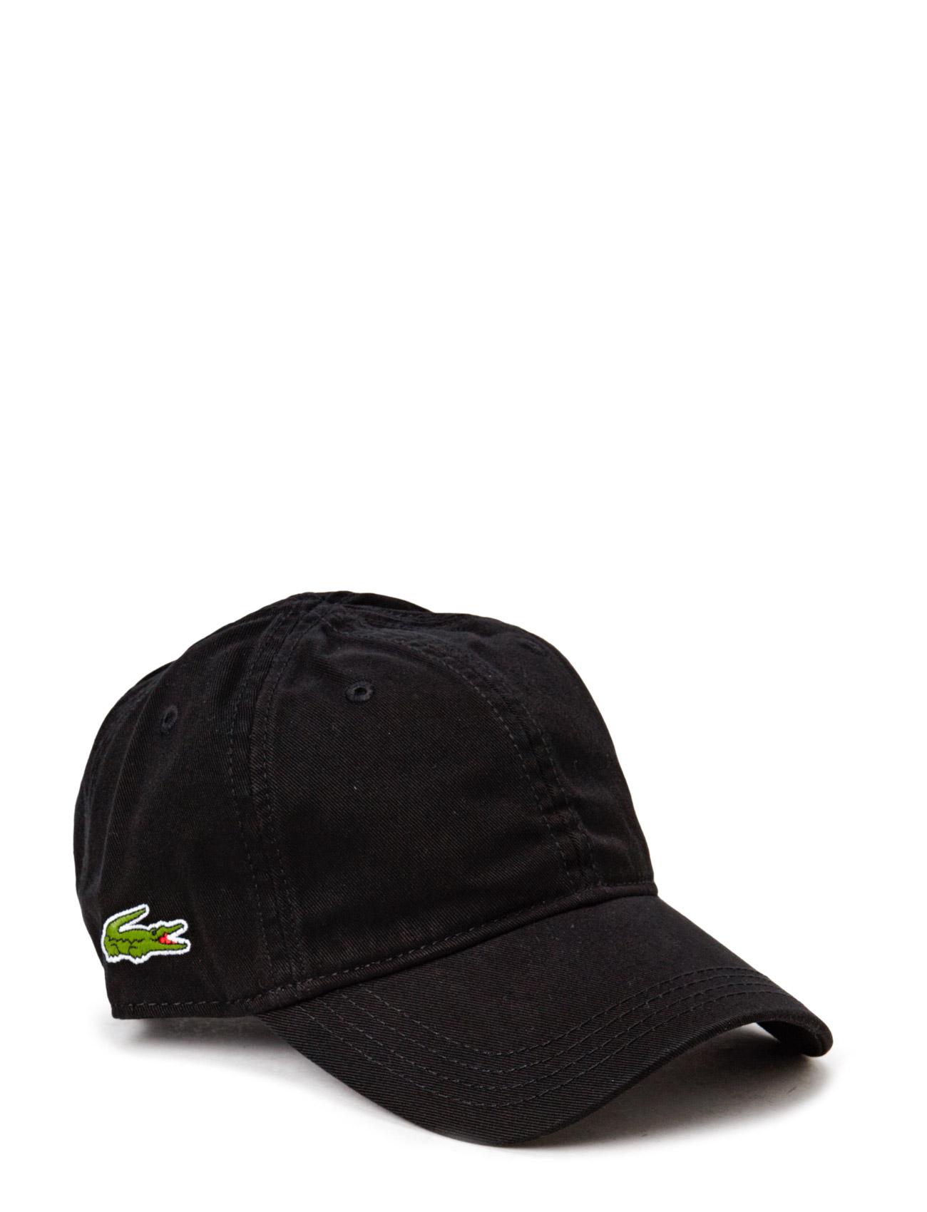 Caps And Hats Lacoste Hatte & Caps til Herrer i Sort