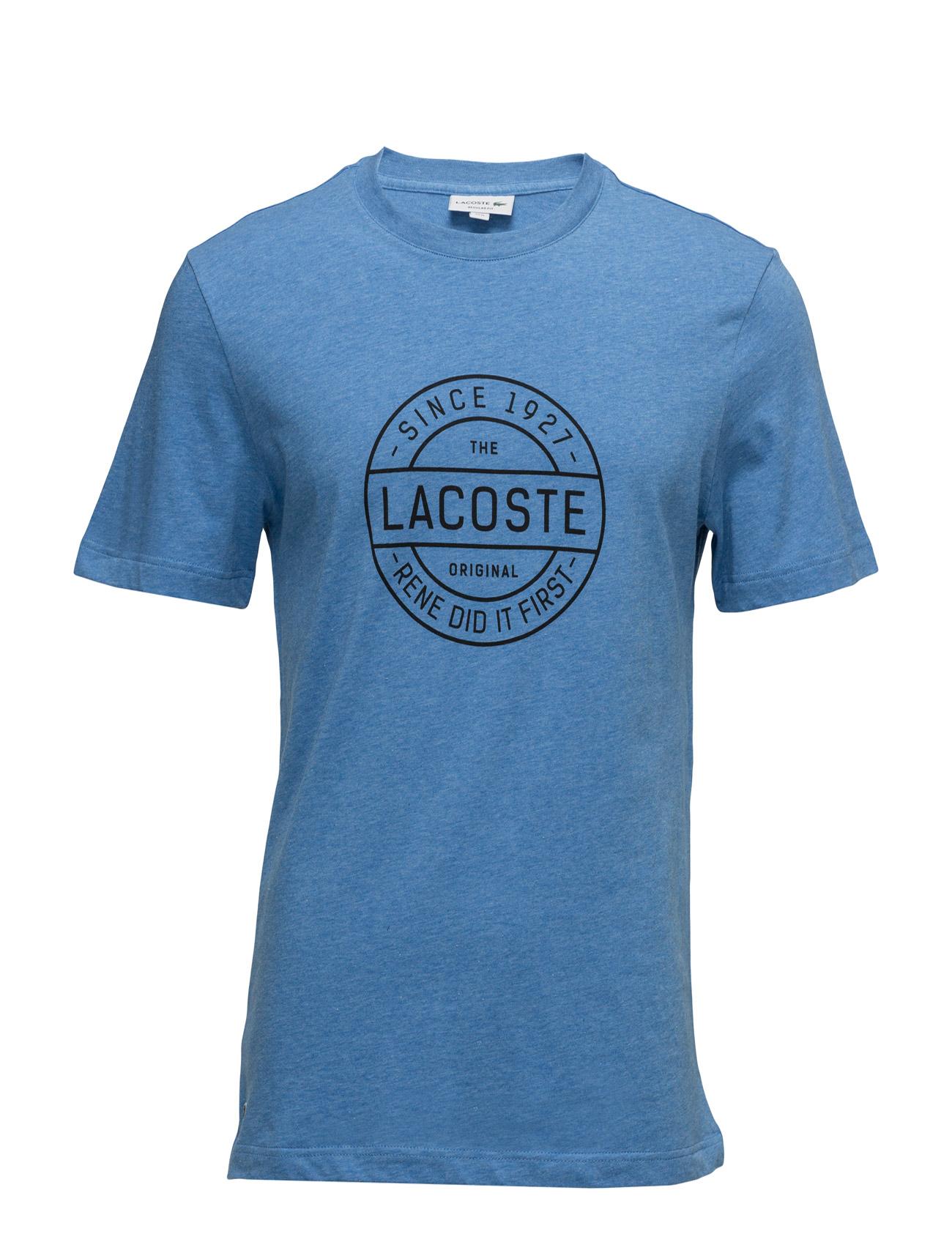 Tee-Shirt&Turtle Neck Lacoste Kortærmede til Herrer i