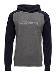 SWEATERS - GALAXITE CHINE/NAVY BLUE-