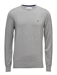 SWEATERS - SILVER CHINE