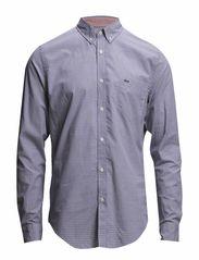 Fab coll shirt - White-ETN