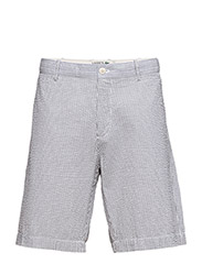 MEN FH7967-00 BERMUDAS - PHILIPPINES BLUE/WHITE