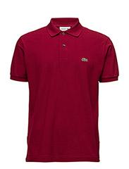 Lacoste Poloshirt short sleeves - BORDEAUX