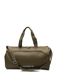 LEATHER GOODS LUGGAGE - DARK OLIVE