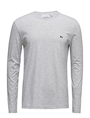 MEN TH2040-00 TEE-SHIRT&TURTLE NECK - SILVER CHINE