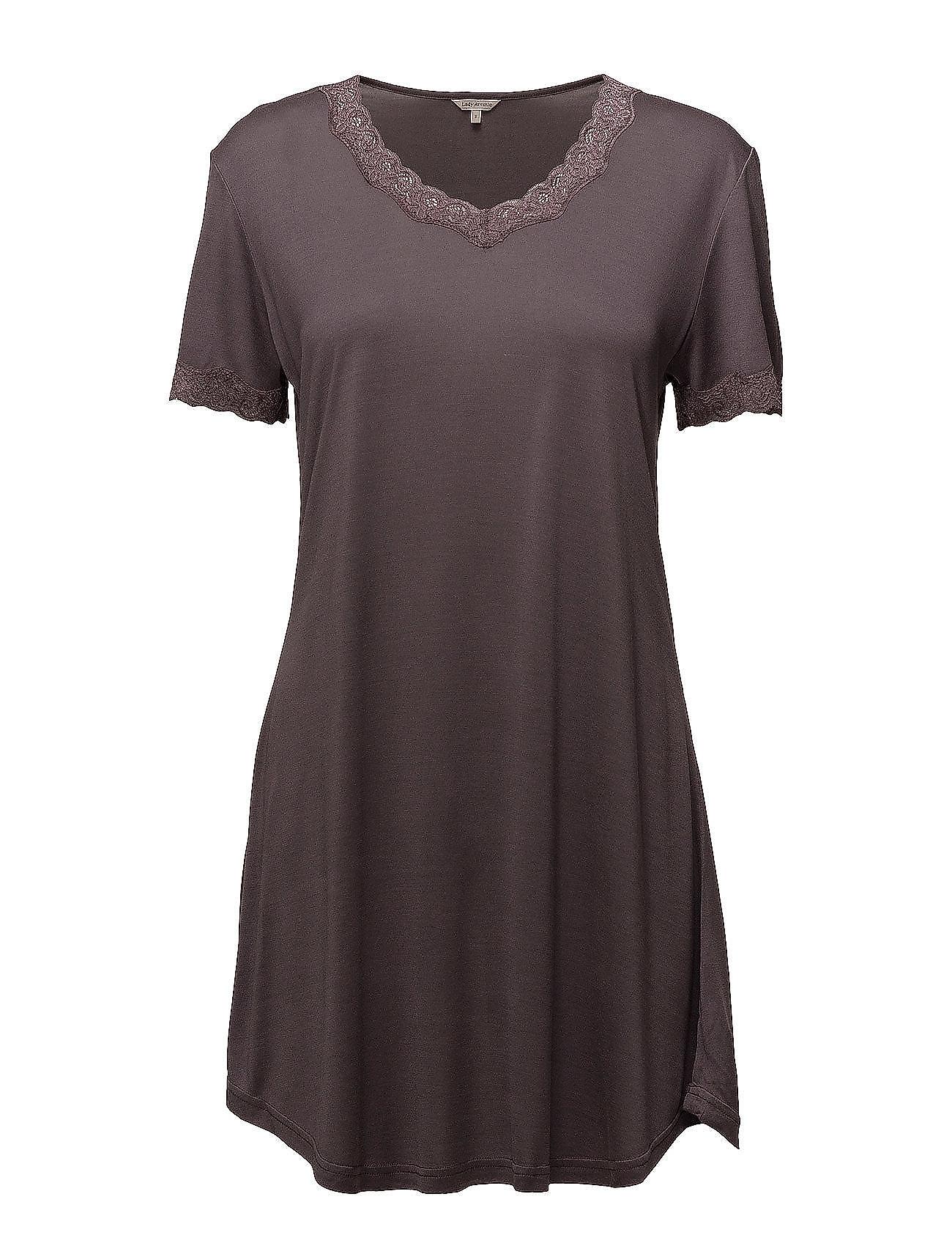 Nightgown w.sleeve fra lady avenue fra boozt.com dk