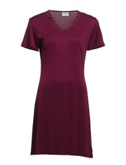Nightgown - Burgundy