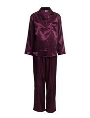 Pyjamas - Burgundy