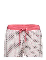Shorts - CORAL DOTS