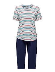 Pyjamas - BLUE STRIPE