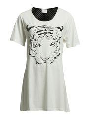 Bigshirt - White/Black