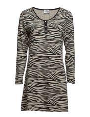 Nightshirt - Zebra Beige