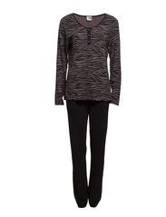 Pyjamas - Zebra Cashmere
