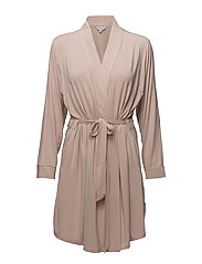 Short Kimono - OLD ROSE